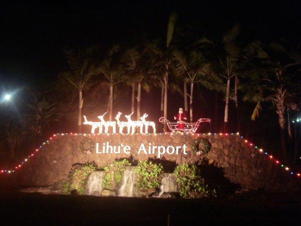 AirportSanta