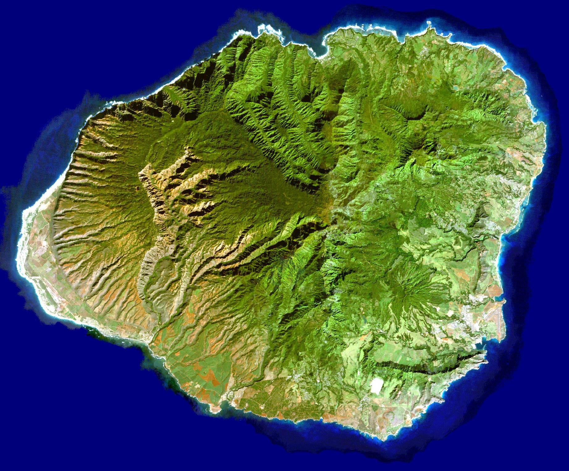 Maps A Kauai Blog