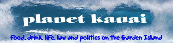 planetkauai.blogspot.com masthead